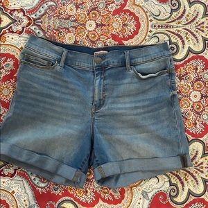 3/$15 or 5/$25 Juicy Couture Jean Short